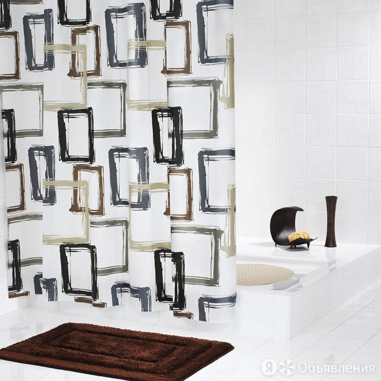 Штора для ванной Ridder Pattern 32388 по цене 1430₽ - Шторы и карнизы, фото 0