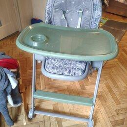 Стульчики для кормления - Детский стульчик для кормления happy baby berny, 0