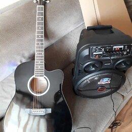 Акустические и классические гитары - Электроакустическая гитара , 0