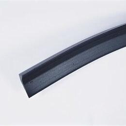 Потолки и комплектующие - Плинтус для натяжных потолков цвет Черный, 0
