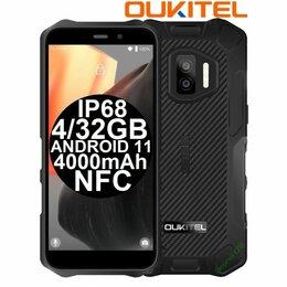 Мобильные телефоны - НОВИНКА Защищённые Oukitel WP12 IP68/69K 4/32GB 4000mAh NFC, 0