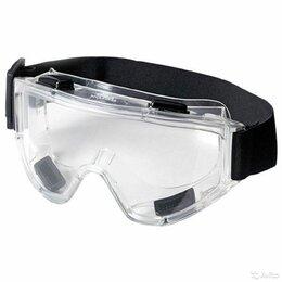 Средства индивидуальной защиты - Очки защитные закрытого типа с непрямой вентиляцией, 0