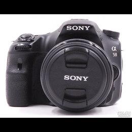 Фотоаппараты - Sony a58 kit, 0