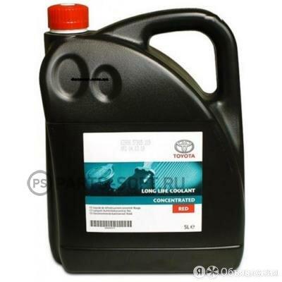 TOYOTA-LEXUS 0888980014 TOYOTA LONG LIFE COOLANT 5л антифриз концентрат  по цене 2510₽ - Масла, технические жидкости и химия, фото 0