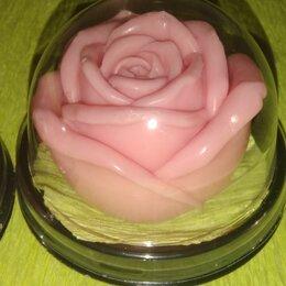 Изготовление мыла, свечей, косметики - Цветы из мыла своими руками, 0
