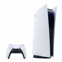 Игровые приставки - Sony playstation 5 с дисководом РСТ, 0
