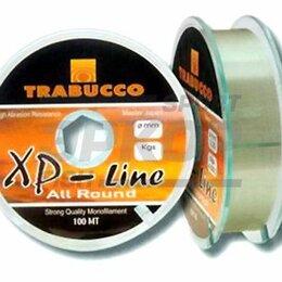 Леска и шнуры - Леска Trabucco XP-Line Allround 100 м (х10), 0