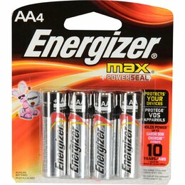 Батарейки - батарейка АА/LR 06 (пальчик) MAX (к-т 4шт), 0