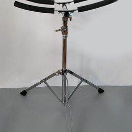 Ударные установки и инструменты - Барабанная установка стойка для ударных инструментов, 0