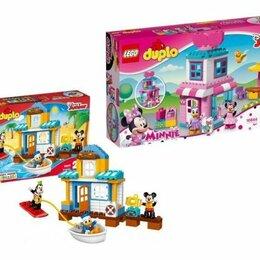 Конструкторы - Комплект Lego duplo 10827 и 10844, 0