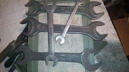 Рожковые, накидные, комбинированные ключи - Ключи гаечные Ссср, 0