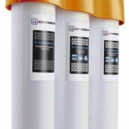 Фильтры для воды и комплектующие - Водоочиститель Omoikiri Pure Drop 1.0, 0