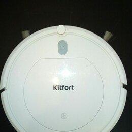 Роботы-пылесосы - Робот-пылесос kitfort kt-531, 0