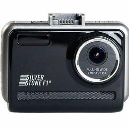 Видеорегистраторы - Видеорегистратор+Pадар-детектор SILVERSTONE F1 HYBRID X-DRIVER, 0