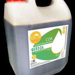 Ингредиенты для приготовления напитков -  Концентрированный сок Фейхоа 5кг., 0