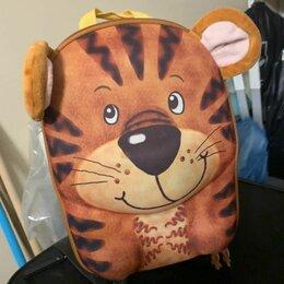 Чемоданы и аксессуары к ним - Детский чемодан тигр, 0