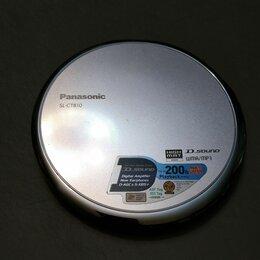 CD-проигрыватели - Cd плеер panasonic sl-ct810, 0