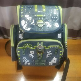 Рюкзаки, ранцы, сумки - Ранец для мальчика ортопедический Mike&Mar, 0