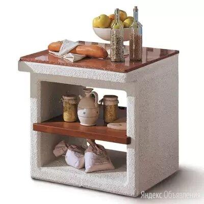 Программа Malibu, модуль столик окр. (Palazzetti) по цене 127490₽ - Столы и столики, фото 0