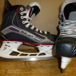 Коньки - Хоккейные коньки bauer vapor x500 JR 4.5EE, 0