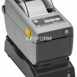 Принтеры чеков, этикеток, штрих-кодов - Принтер этикеток настольный DT ZD410 /ZD41022-D0E000EZ / DT Printer ZD410; 2&amp, 0
