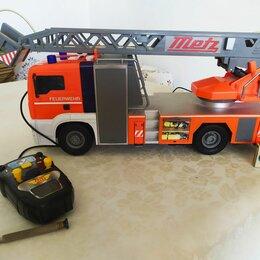 Машинки и техника - Пожарный автомобиль Dickie Toys 50 см красно-белый, 0