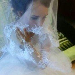 Аксессуары - Свадебная фата, 0