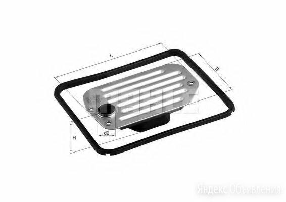 Фильтр гидравлический Knecht HX 85D по цене 3147₽ - Прочее, фото 0