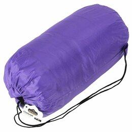 Спальные мешки - Спальник туристический, 180х75см, полиэстер ., холлофайбер 150 г/м2, +5С, 0
