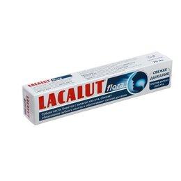Зубная паста - Зубная паста Lacalut Flora, 75 мл, 0
