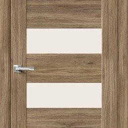 Входные двери - Межкомнатная дверь с экошпоном Браво-23 Original Oak   Magic Fog, 0