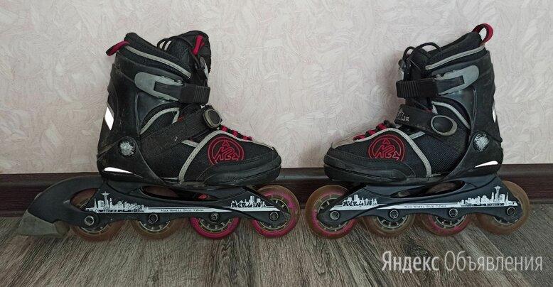 Раздвижные роликовые коньки K2 Merlin по цене 2000₽ - Роликовые коньки, фото 0