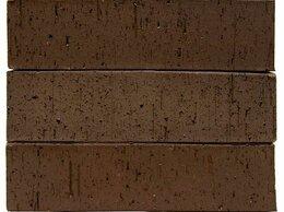 Кирпич - Кирпич клинкерный, коричневый , 0
