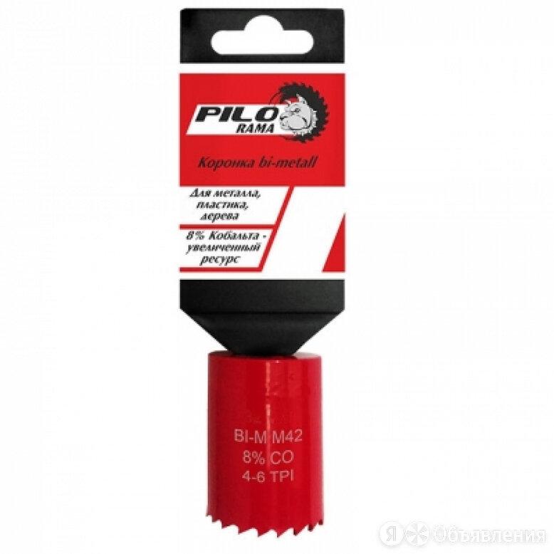 Биметаллическая коронка Pilorama 570067 по цене 475₽ - Для дрелей, шуруповертов и гайковертов, фото 0