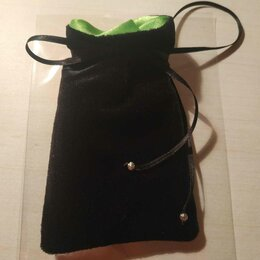 Подарочная упаковка - Мешочек из бархата, 0