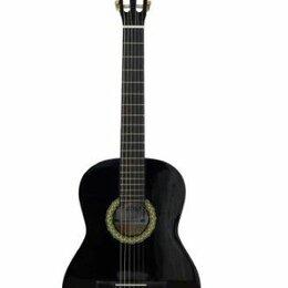 Акустические и классические гитары - Гитара Belucci BC 3905 BK, 0