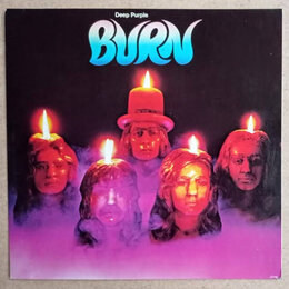 Виниловые пластинки - Deep Purple - 1974 Burn, 0