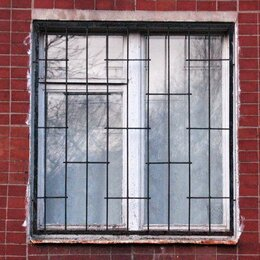 Сетки и решетки - Металлические решетки на окна, 0