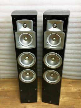 Акустические системы - Напольные колонки Yamaha NS-555 трехполосные,250W, 0