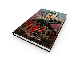 Литература на иностранных языках - Gorillaz Almanac Artbook., 0