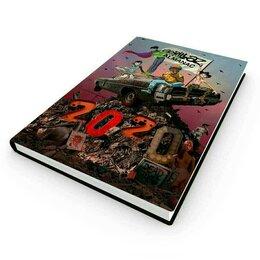 Литература на иностранных языках - Gorillaz Almanac Artbook Exclusive, 0