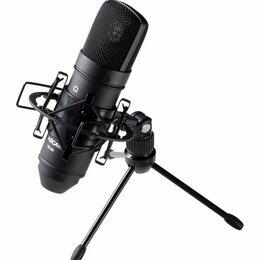 """Микрофоны - Cтудийный конденсаторный микрофон """" tascam TM-80 """", 0"""