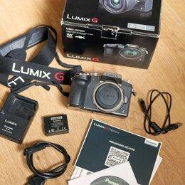 Фотоаппараты - Panasonic Lumix G70 / G7 body, 0