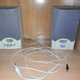 Компьютерная акустика - Колонки компьютерные sven sps-606, 0