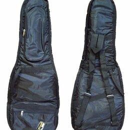 Аксессуары и комплектующие - Чехол для акустической гитары Brahner GA-3, 0