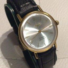 Наручные часы - Часы Луч СССР позолота, 0