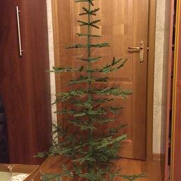 Ёлки искусственные - Советская искусственная елка 150 см, 0