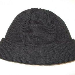 Головные уборы - Вязаная шапка мужская, 0