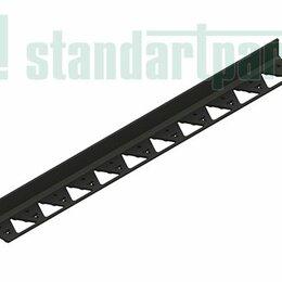 Заборчики, сетки и бордюрные ленты - Standartpark Бордюр PRO Б-300,06,09-ПП пластиковый черный Standartpark, 0