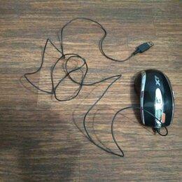 Мыши - Проводная USB мышь, 0